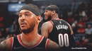 Carmelo Anthony admits to the pressure NBA faces with restart