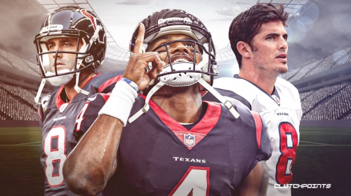 The 3 best quarterbacks in Houston Texans history