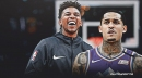 Jordan Clarkson believes Nets should sign Nick Young