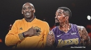 Lakers' JR Smith on honoring Kobe Bryant after joining LA