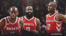 Luc Mbah a Moute reveals why he joined the Rockets