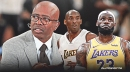 LeBron James ranked 10th, Kobe Bryant outside Kenny Smith's all-time top ten