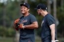 What Detroit Tigers' C.J. Cron has learned from Miguel Cabrera: He's 'unbelievable'