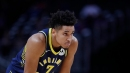 Indiana Pacers guard Malcolm Brogdon says he's healthy, will play when NBA resumes