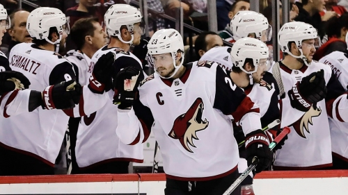Healthy Ekman-Larsson ready to give Coyotes a playoff boost
