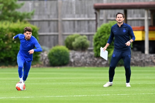 'I just have to stay focused' – Jorginho responds to rumours he is leaving Chelsea