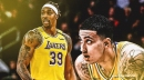 Lakers' Kyle Kuzma praises Dwight Howard playing with 'no ego'