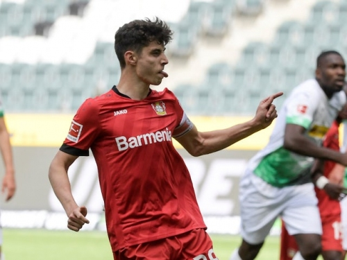 Kai Havertz 'wants to join Timo Werner, Antonio Rudiger at Chelsea'