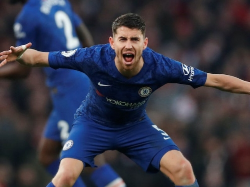Chelsea offered two players by Juventus in Jorginho swap?
