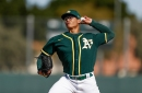 What Jesús Luzardo's extended absence means for the A's rotation