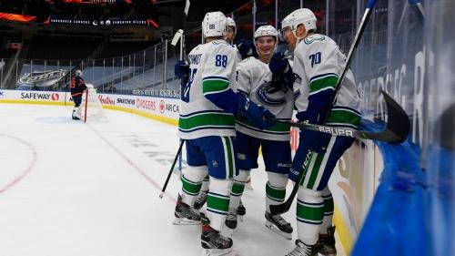 NHL Game Recaps (Jan. 21)