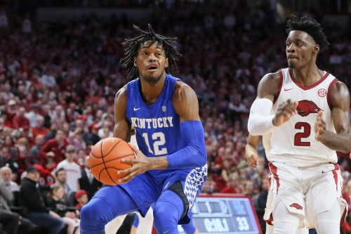 Keion Brooks Jr. is UK's wild card of a player that can take the next step