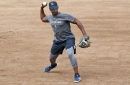Miguel Andujar putting in the work defensively so Yankees can feature his bat in the lineup