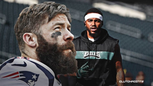 Julian Edelman speaks out with thoughtful message in response to DeSean Jackson post