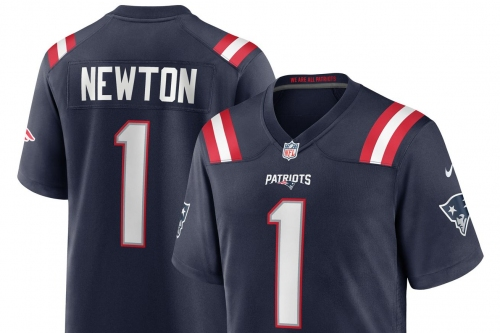 Get your first Cam Newton Patriots jersey here!