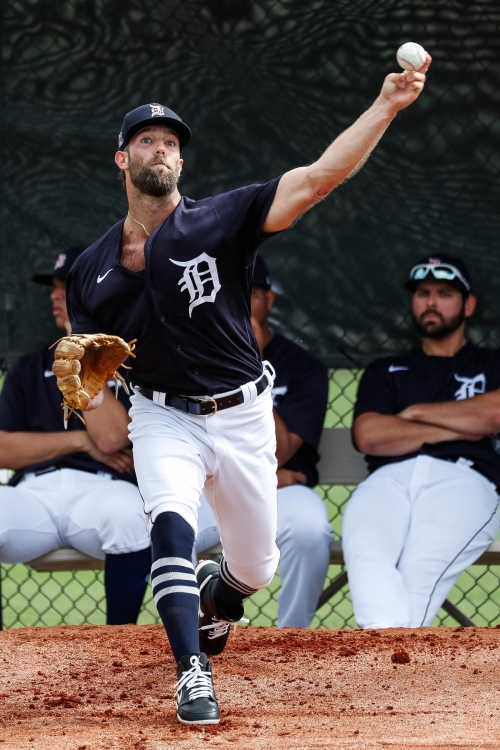 Detroit Tigers place Daniel Norris on 10-day injured list; team didn't say why