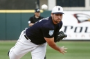 Michael Fulmer made his summer camp debut