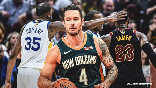 JJ Redick notes reaction to Kevin Durant's, LeBron James' 'decisions' rooted in racism
