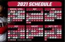 The Diamondbacks Release 2021 Schedule
