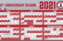 Angels release 2021 MLB schedule