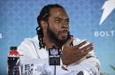 Richard Sherman rips NFL for banning postgame jersey exchanges