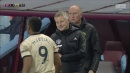 Ole Gunnar Solskjaer reacts to Anthony Martial's 'fuming' response to being subbed off during Manchester United win