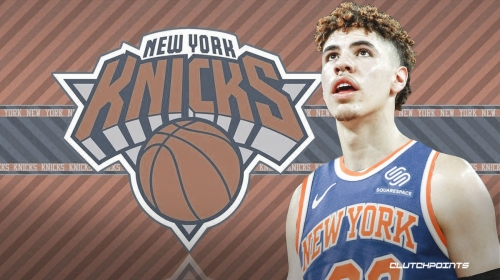 RUMOR: LaMelo Ball wants to get drafted by Knicks
