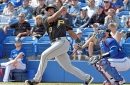 Prospect Ke'Bryan Hayes also missing from Pirates workouts