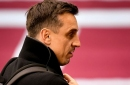 Gary Neville makes prediction about Manchester United and Liverpool attacks