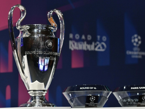 Champions League draw LIVE: Man City, Real Madrid, Barcelona and Chelsea learn quarter-final and semi-final opponents today