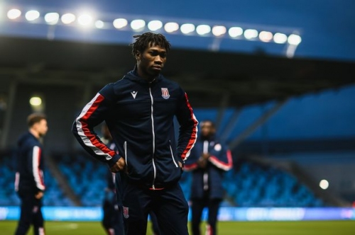 Chelsea, Spurs, Everton and Celtic now linked with Stoke City striker Mo Sankoh