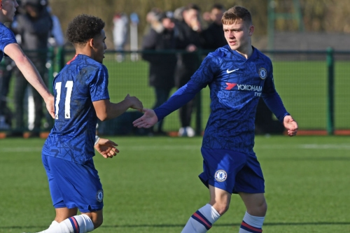 Frank Lampard calls up Chelsea academy star for Sheffield United clash after Billy Gilmour injury