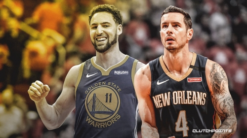 JJ Redick speaks out on his admiration for Klay Thompson