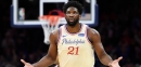 NBA Rumors: GSW Could Send Andrew Wiggins, Eric Paschall & Two 1st-Round Picks To Sixers For Joel Embiid