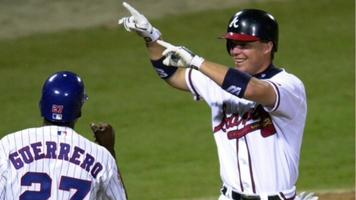 20 years ago: Chipper Jones hits homer in Atlanta All-Star Game