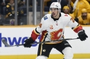 Calgary Flames defenseman Travis Hamonic is the 1st player to opt out of the NHL's return, citing family reasons