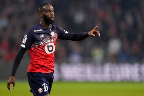 Chelsea begin talks to sign Lille forward Jonathan Ikone