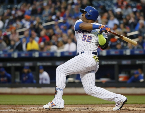 Imagine if the Mets could get 50 games out of Yoenis Cespedes during this pandemic-shortened season