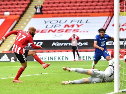 Sheffield United vs Chelsea player ratings: David McGoldrick goals cap fine team performance