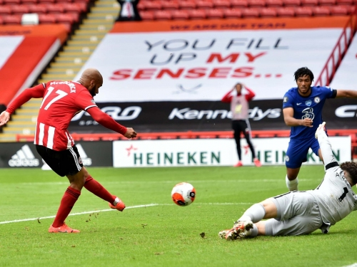 Sheffield United vs Chelsea result: Brilliant Blades cut through Blues to mix up race for Europe