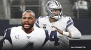 Cowboys' Dak Prescott's target figure, according to former NFL star