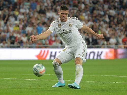 Chelsea join Luka Jovic race?