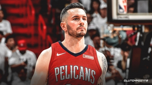 JJ Redick vows to shotgun beer live with 10,000 RTs