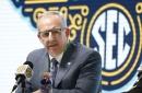 SEC commissioner says college football