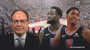 Clippers' Lou Williams, Patrick Beverley react to Adrian Wojnarowski's reported suspension