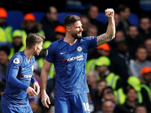 How Chelsea could line up against Norwich City
