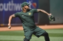 A's summer camp takeaways: Who might be the Opening Day starter?