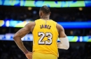 Lakers News: LeBron James Desired More Involvement With NBA Social Justice Messages For Jerseys