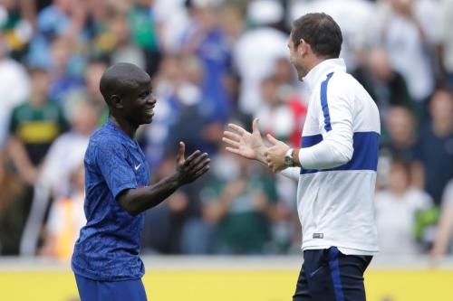 Chelsea open to N'Golo Kante sale as Inter Milan consider bid