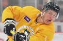 Penguins announce training camp roster, schedule